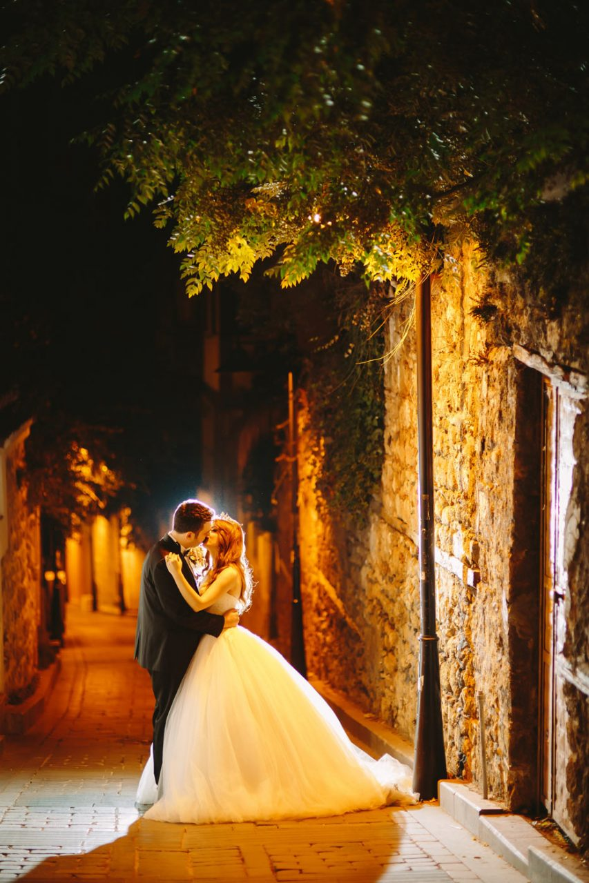 Antalya Kaleiçi Düğün Fotoğrafları