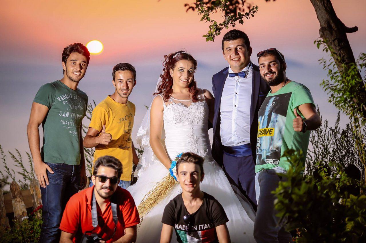 Ankara Düğün fotoğrafçısı Sabri peşmen