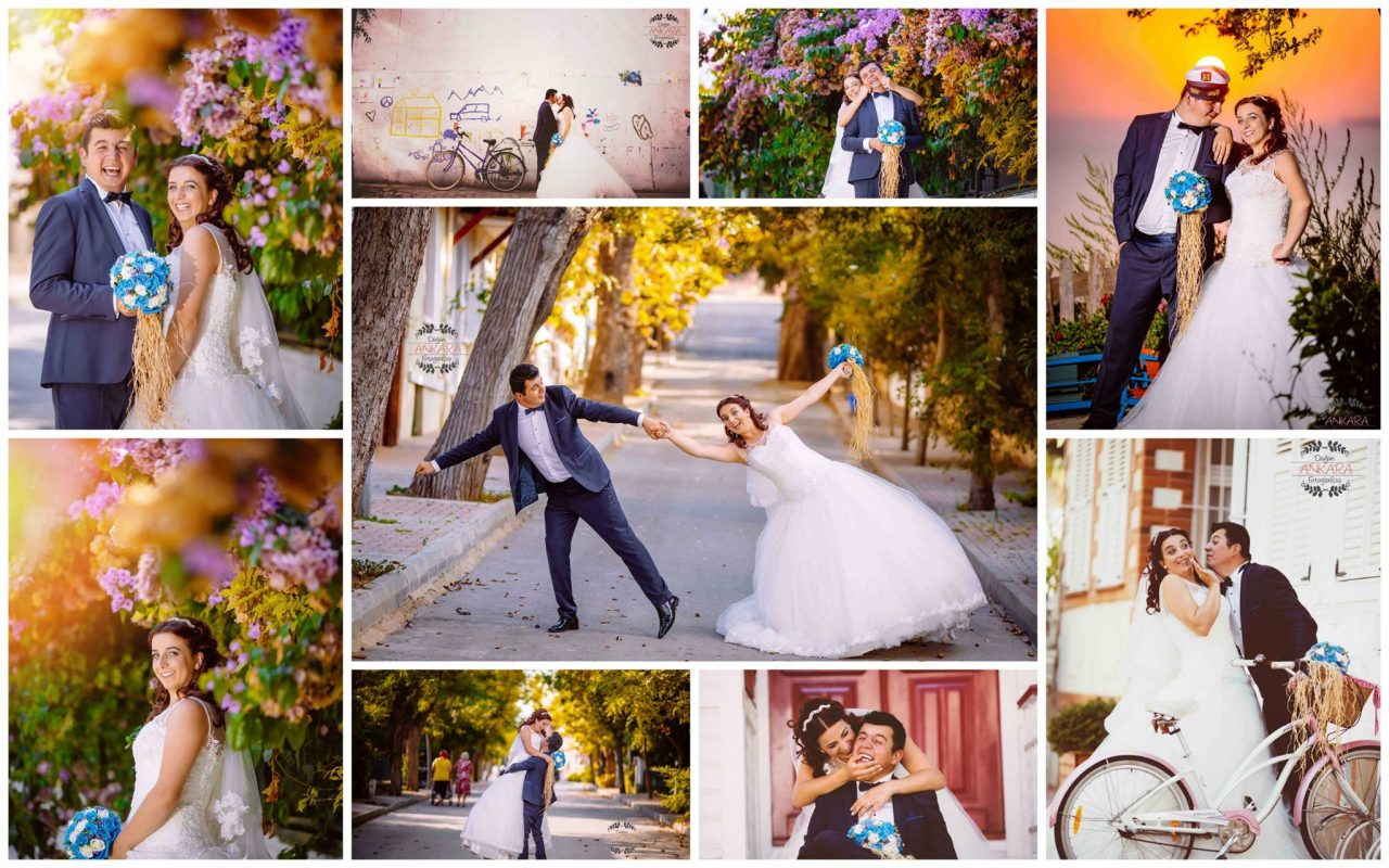 Düğün fotoğrafçısı Ankara Sabri Peşmen
