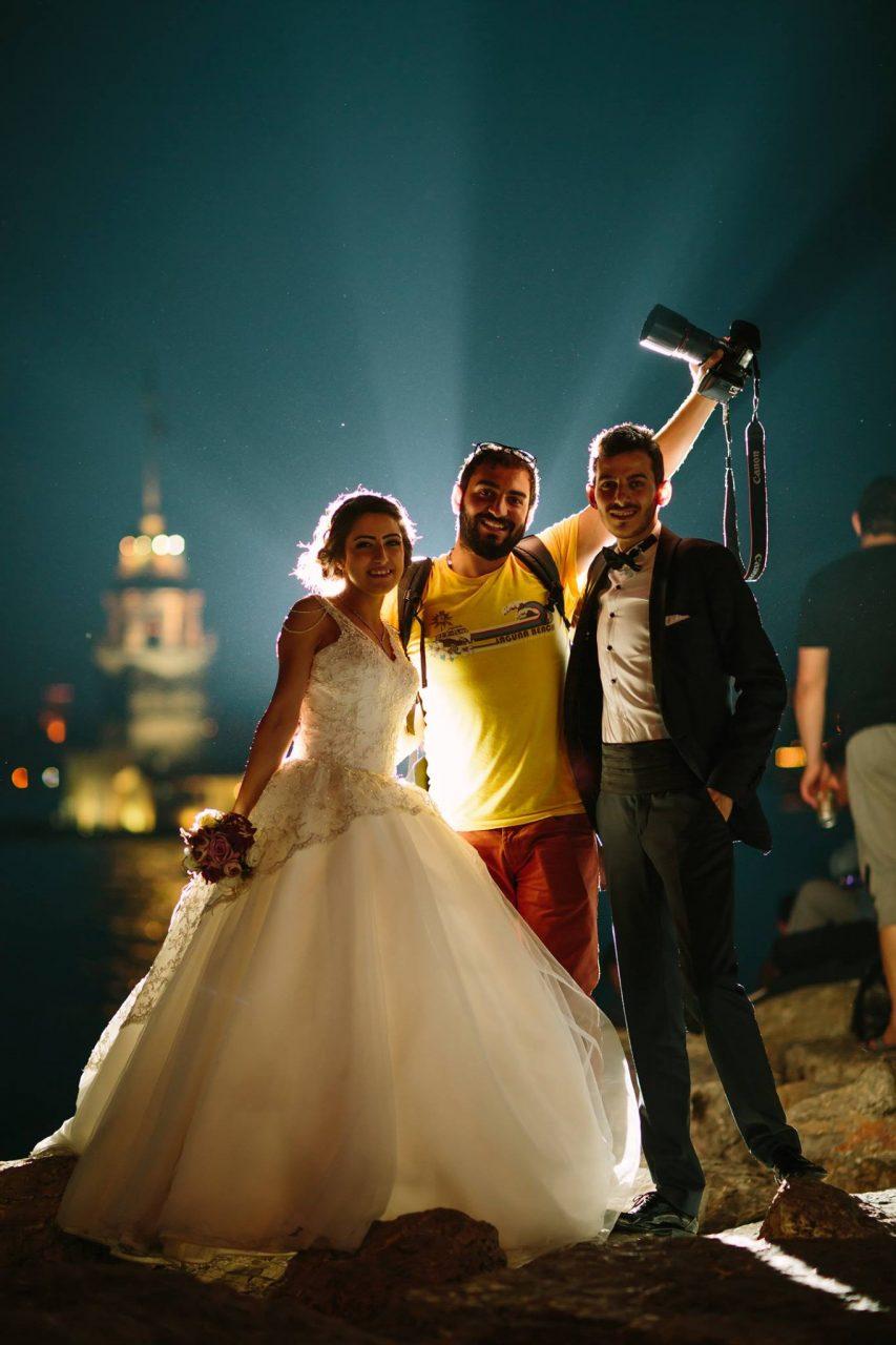 Düğün Fotoğrafçısı Sabri Peşmen