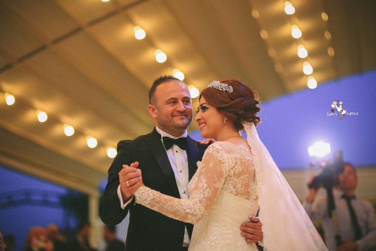 Düğün-Fotoğrafçısı-İlk-Dans-Fotoğrafları-Ankara