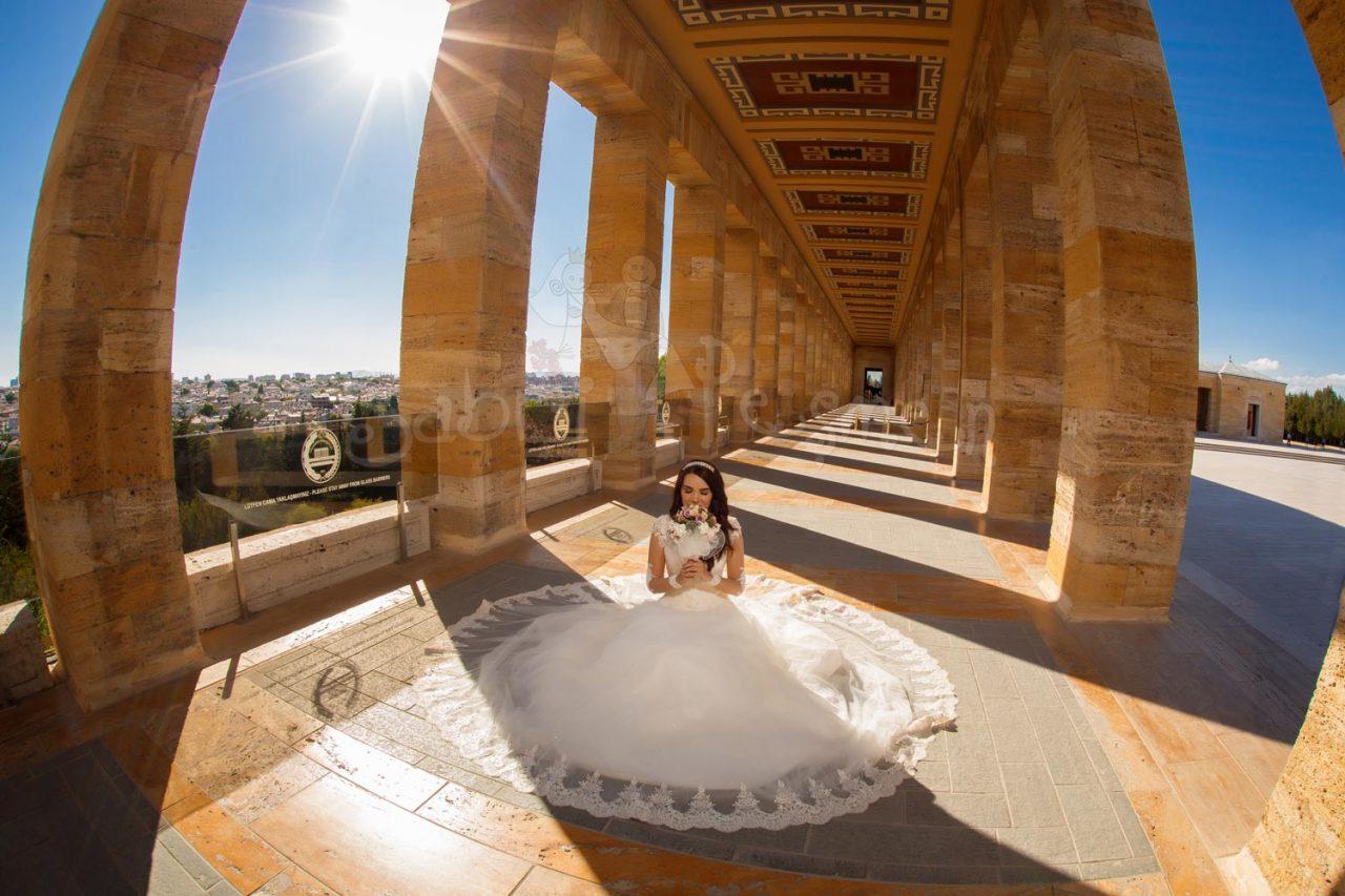 Ankara-Anıtkabir'de-Çekilmiş-En-İyi-Düğün-Fotoğrafları-2017