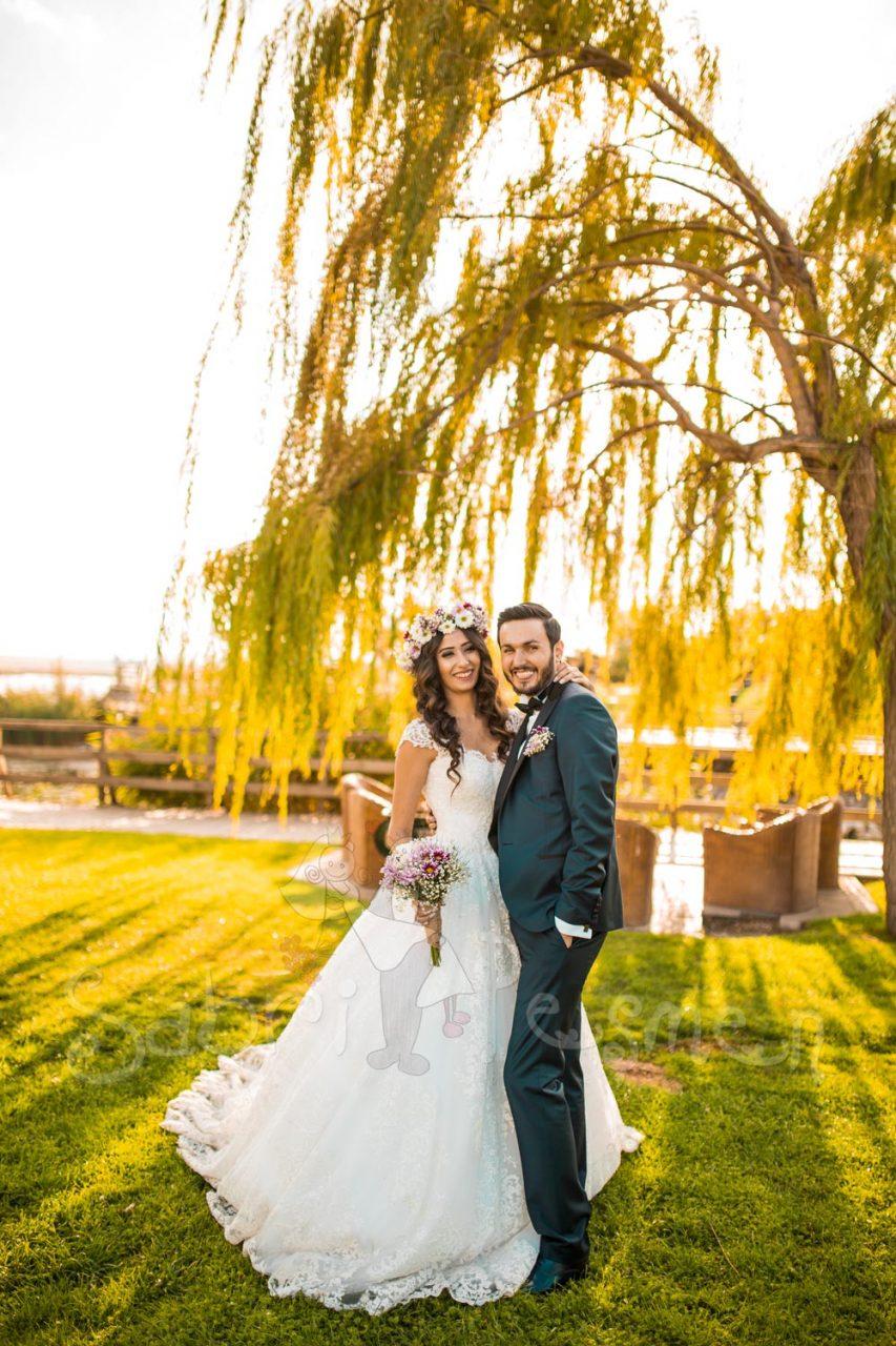 Ankara-Gölbaşı-Mogan-Gölü-Dış-Mekan-Düğün-Fotoğrafları
