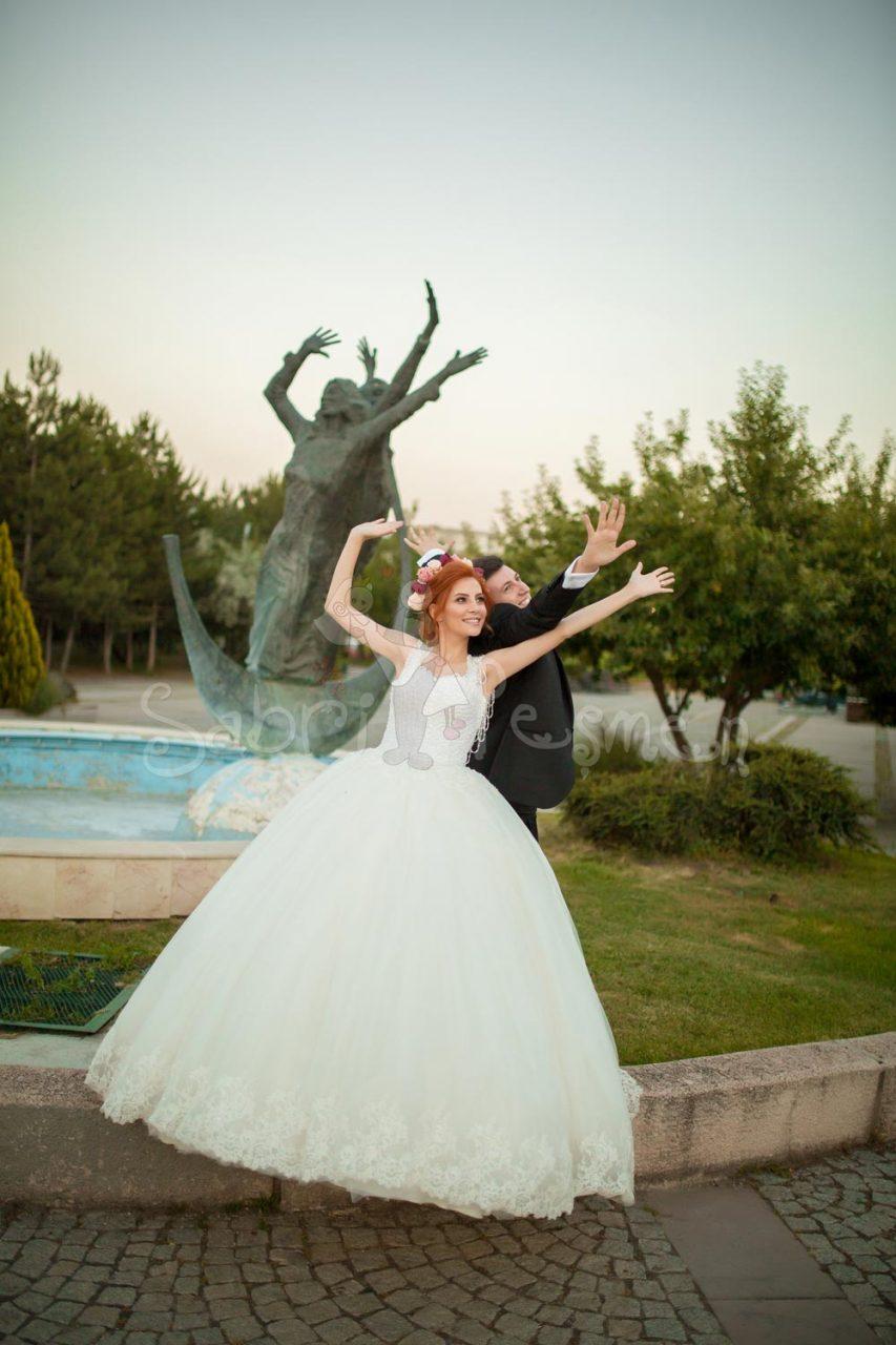 Ankara-Orta-Doğu-Teknik-Üniversitesi-Dış-Çekim-En-Eğlenceli-Düğün-Fotoğraflari