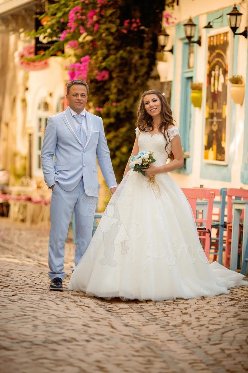 İzmir-Alaçatı-Dış-Çekim-Düğün-Fotoğrafları