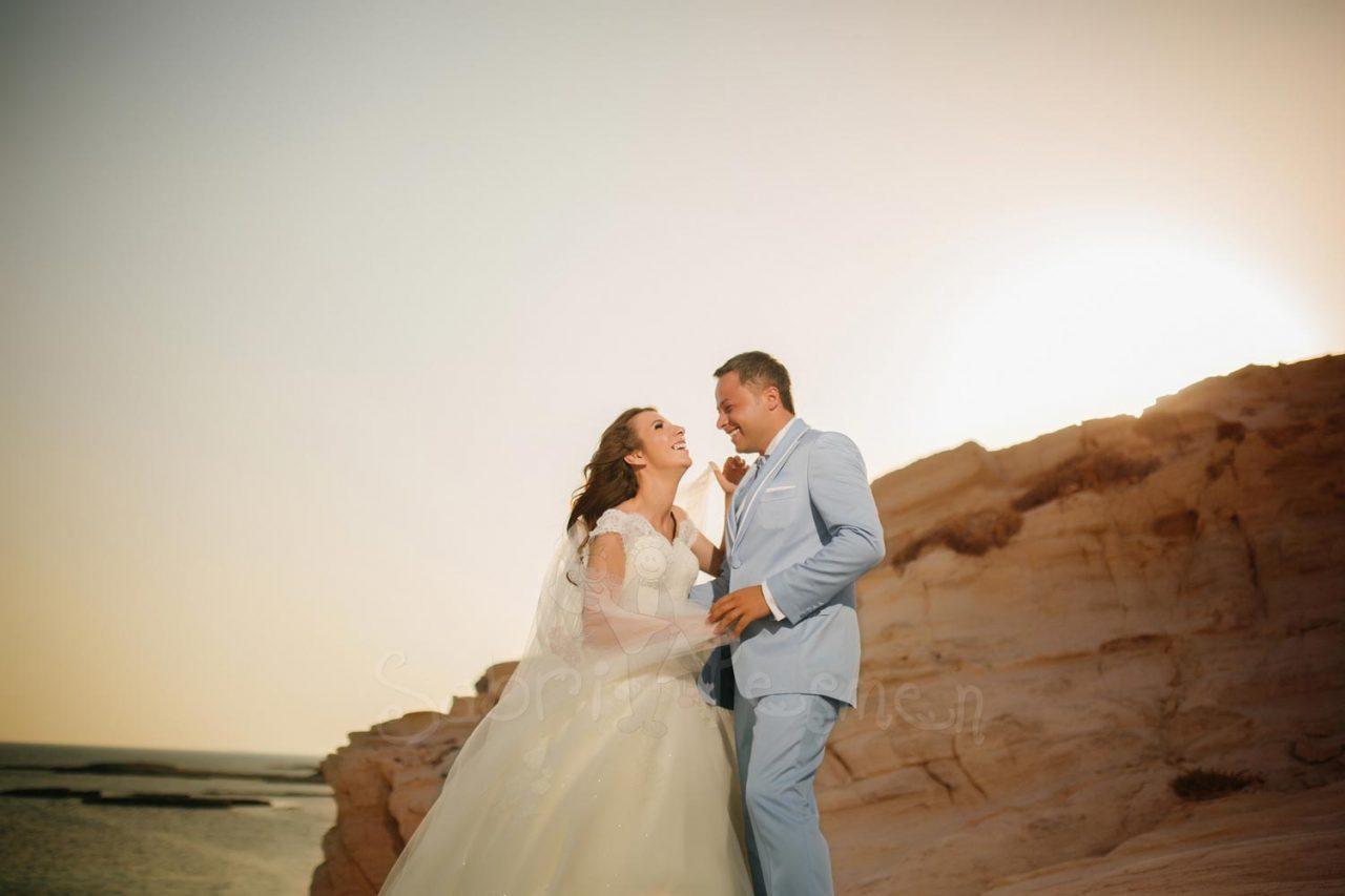 İzmir-Alaçatı-Gün-Batımı-Düğün-Fotoğrafları-Mekanları