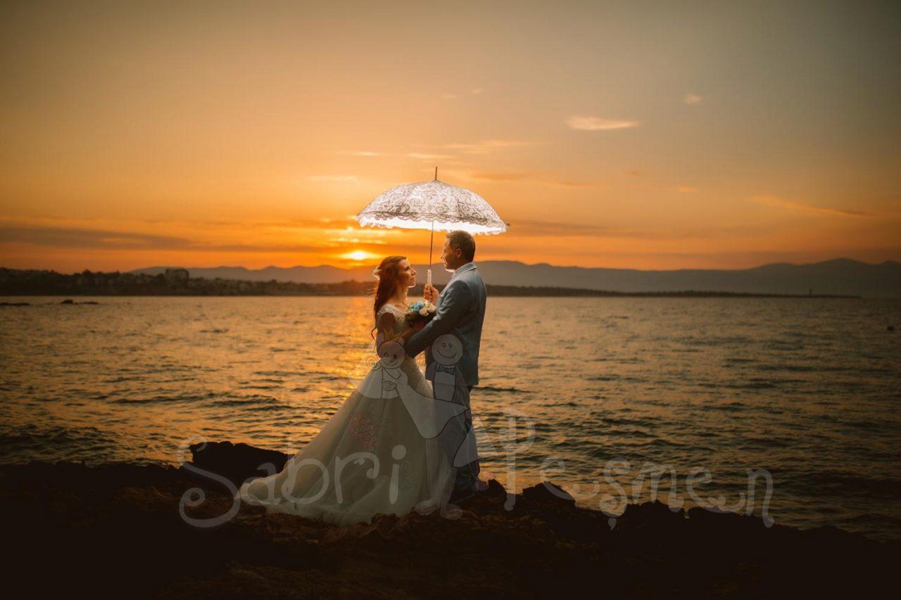 İzmir-Alaçatı-Gün-Batımı-Düğün-Fotoğrafları-Yerleri