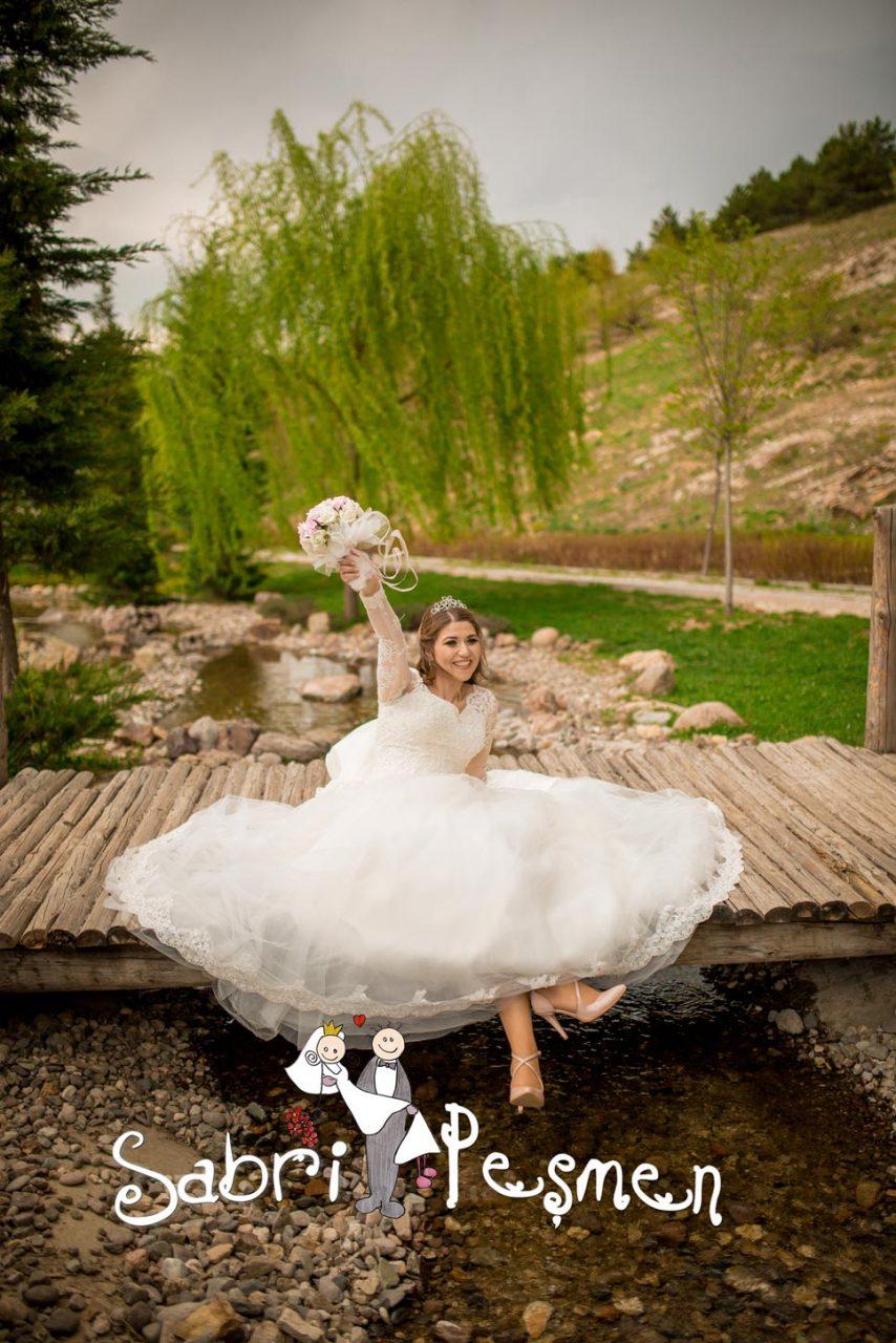 Ankara-Altınköy-Dış-Çekim-Dere-de-Çekilmiş-Düğün-Fotoğrafları--2017-Fotoğrafçı-Sabri-Peşmen