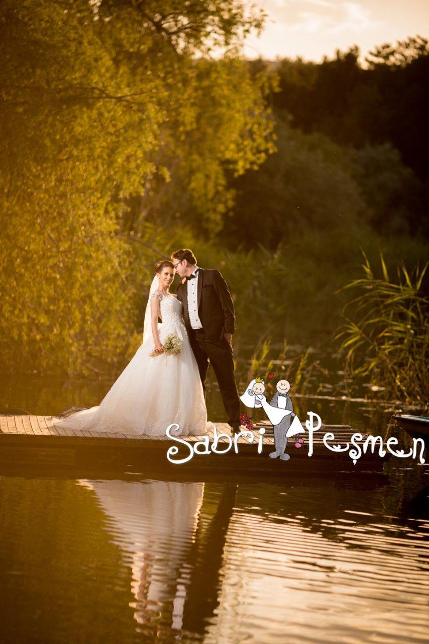 Ankara-Eymir-Gölü-Dış-Çekim-İskele-Düğün-Fotoğrafları