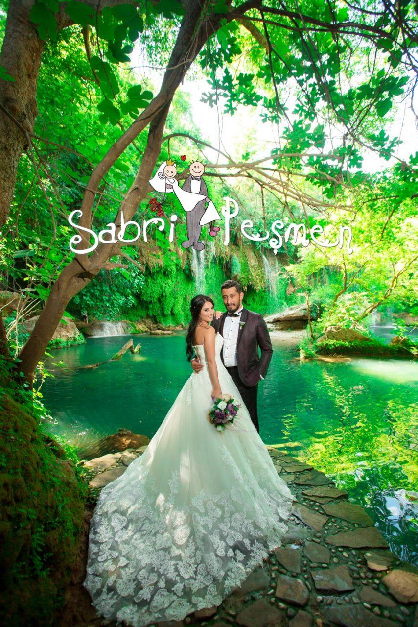 Antalya-Alanya-Manavgat-Side-Kaş-Kaleiçi-Kurşunlu-Şelalesi-Düğün-Fotoğrafları