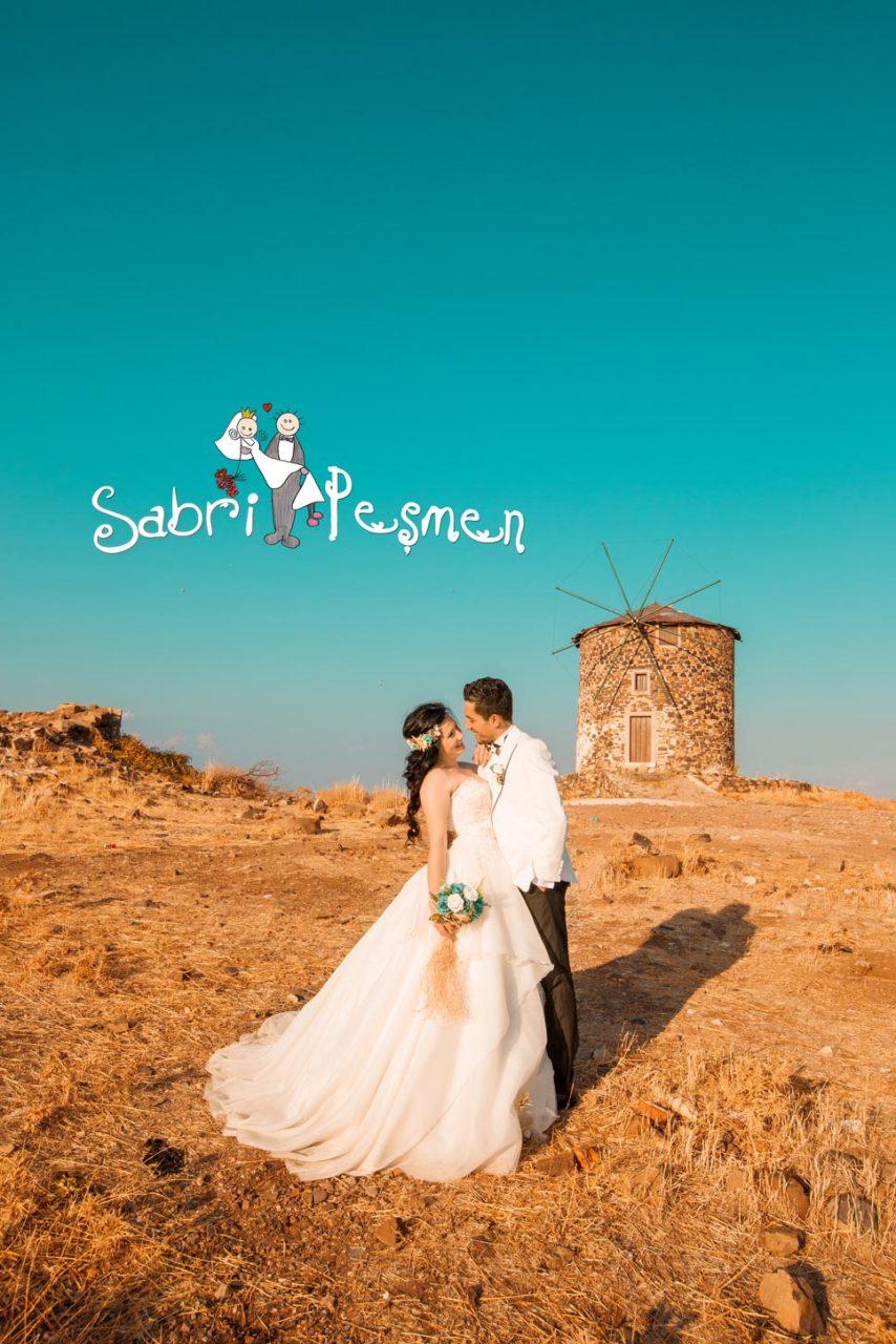 Balıkesir-Edremit-Cunda-Adası-Dış-Çekim-Düğün-Fotoğrafları-2017-2