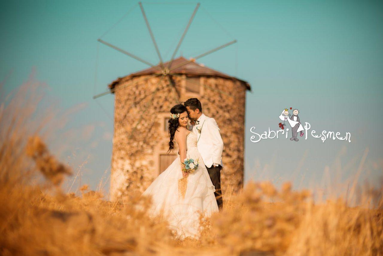 Cunda-Adası-Değirmen-Dış-Çekim-Düğün-Fotoğrafları-2017-Sabri-Peşmen