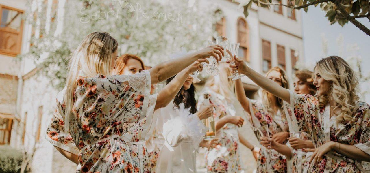 İlkBahar da Evlenecek olan Çiftler İçin Düğün Tavsiyeleri