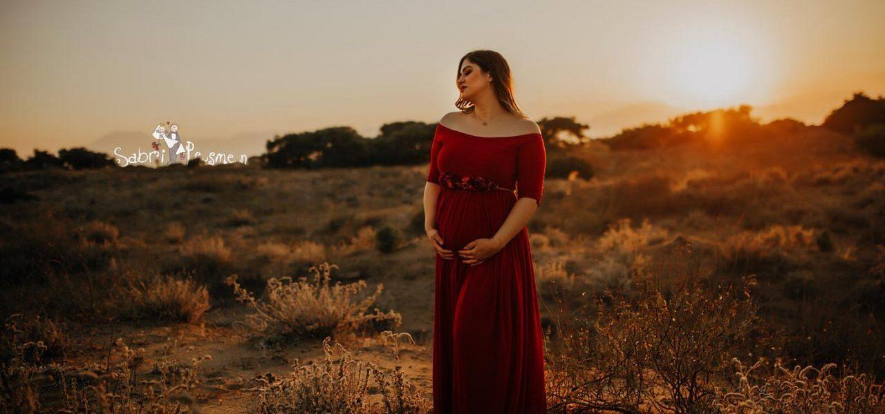 Antalya da Unutulmaz Doğum Fotoğrafları