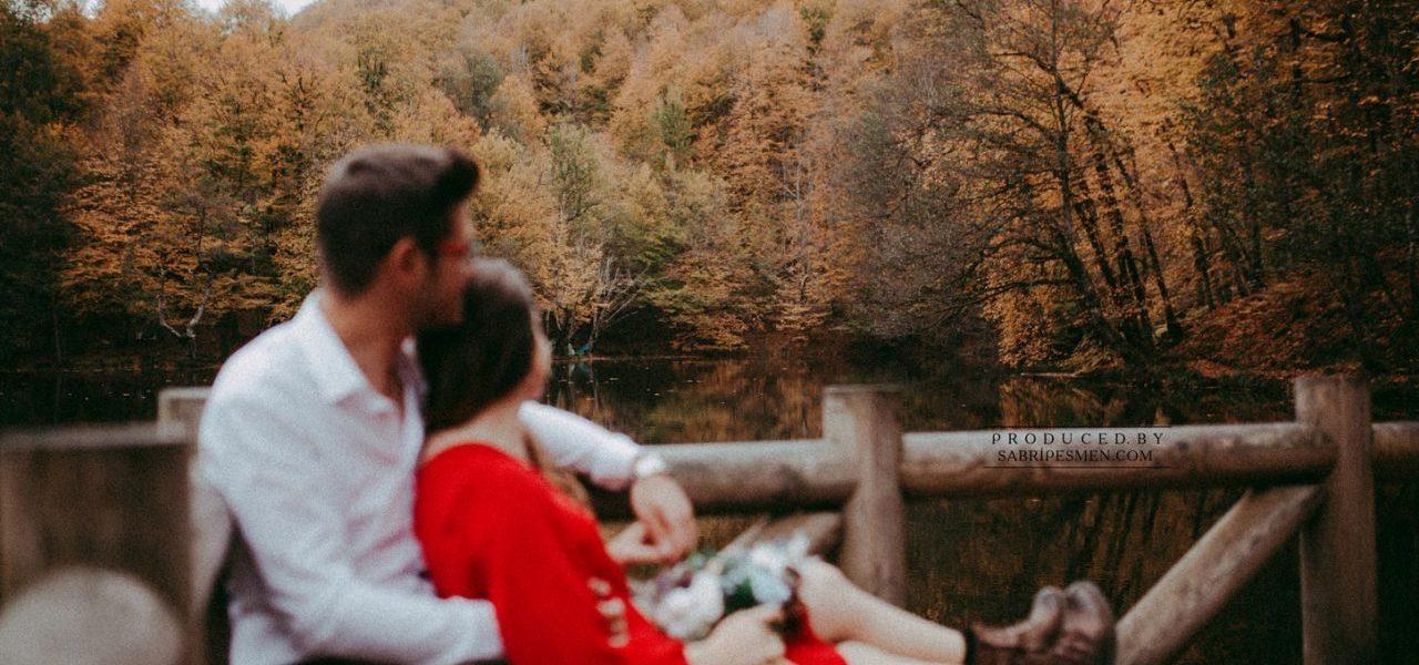Gölcük Ve Yedigöller Sonbahar Düğün Fotoğrafları