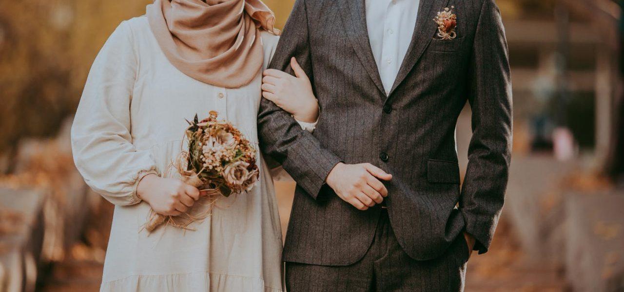 En Sade Tesettür Düğün Fotoğrafları
